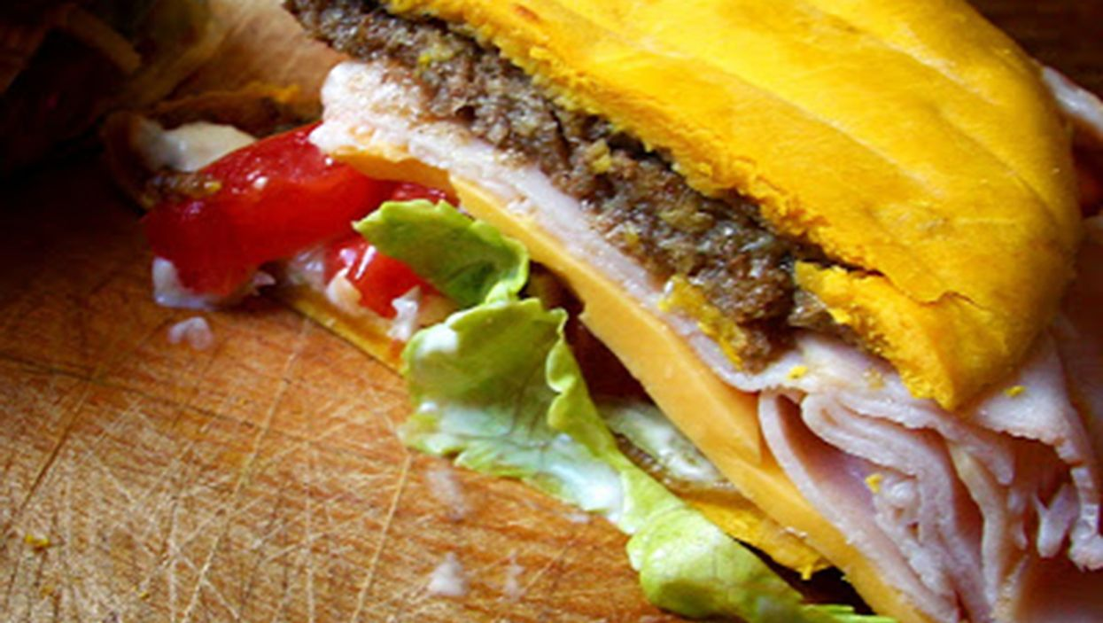 The Jamaican Patty Sandwich Is What You Should Eat At Least Once In Your Life