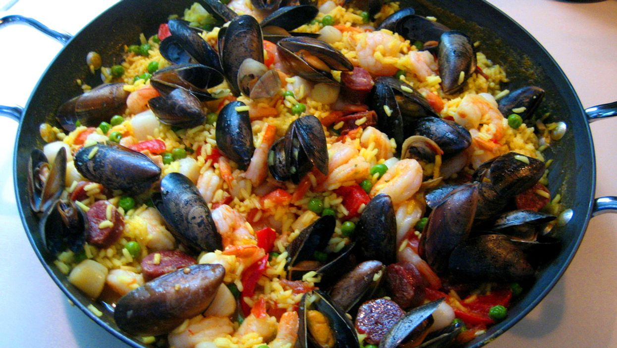Best Montreal Paella Restaurants