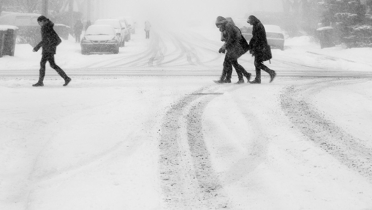 March Is The Worst Month For Big Snow Storms In Montreal