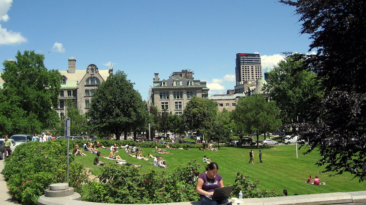 Fun Classes You Can Take At McGill University Summer 2015