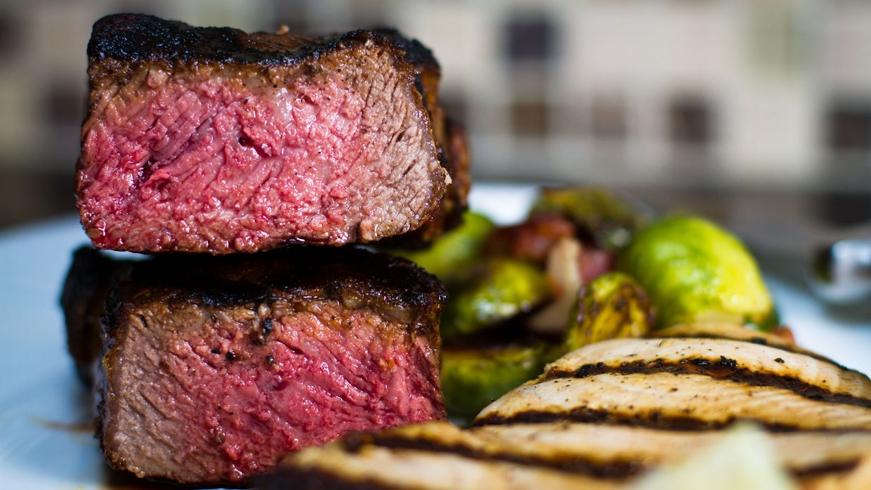 How A Montreal Medium Rare Steak Can Save Your Life