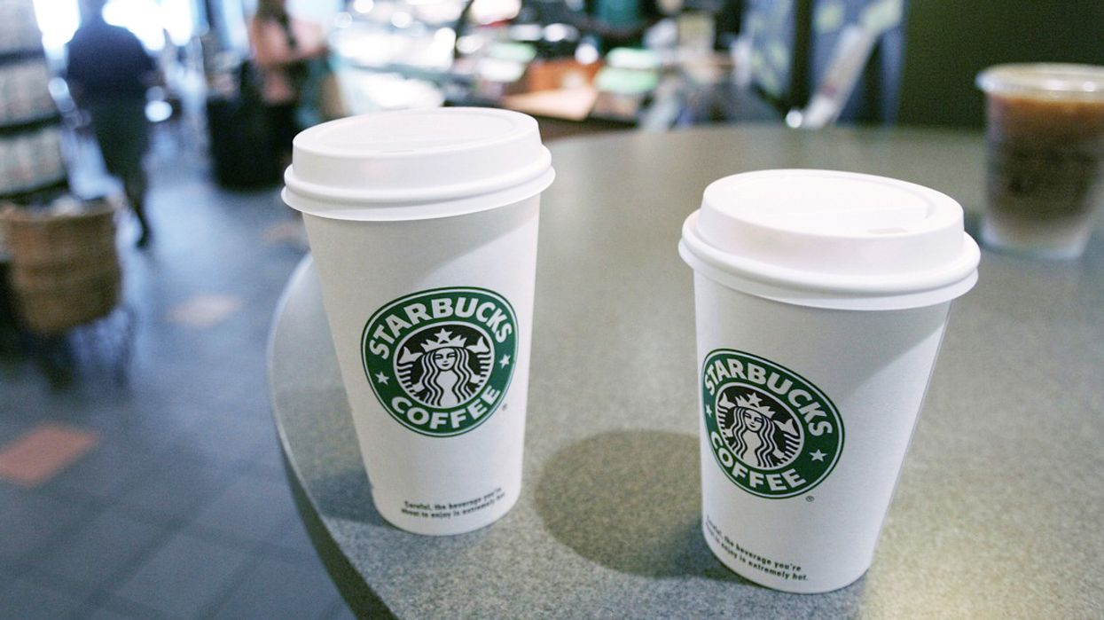 You Can Now Get Starbucks Coffee Delivered Right To Your Door In Montreal