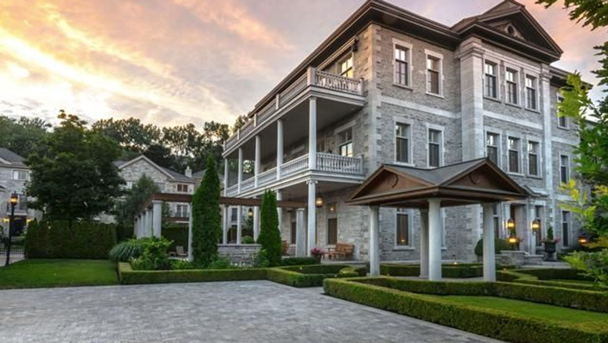 Montreal's Top 10 Most Expensive Houses For Sale Right Now