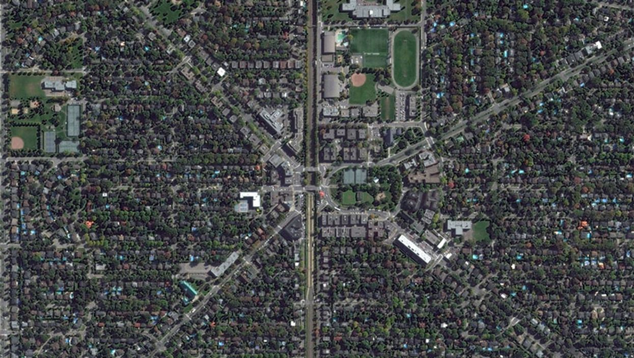 Photos Of Montreal Using Google Earth Are Exactly What You Would Expect, AMAZING!