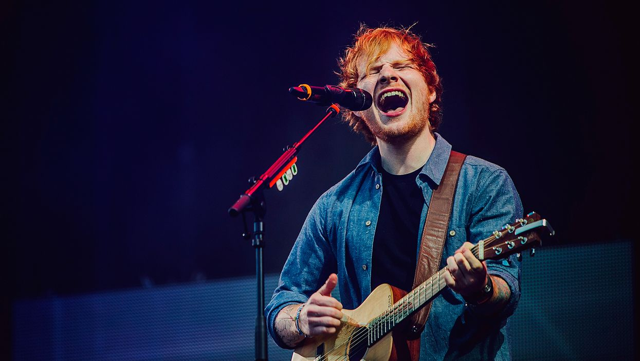 Ed Sheeran Is Coming To Montreal This Summer 2015