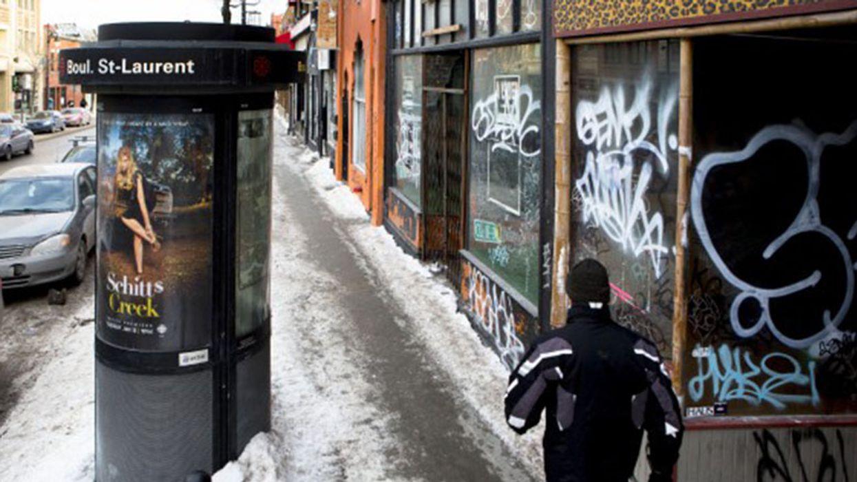 Montreal's Saint-Laurent Street Has Lost 160 Stores