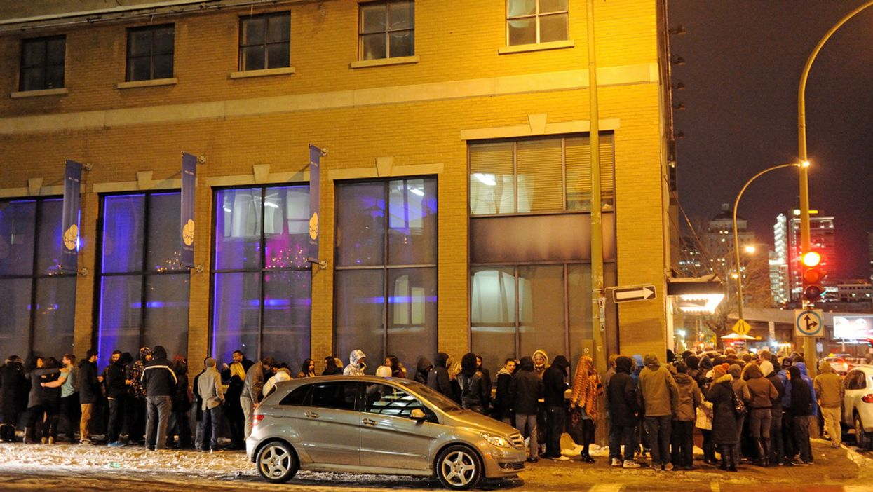 What If Montreal Bars And Clubs Breathalyzed You Before Entering?