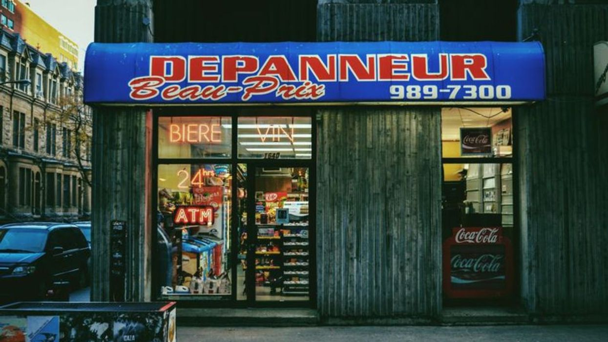 """What This Montreal Photographer Did With The City's Many """"Depanneurs"""" Will Leave You In Awe"""