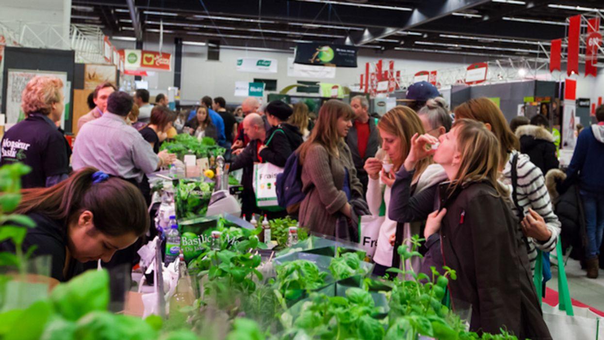 Montreal's 2015 Vegan Food Festival At Palais Des Congrès Is Tomorrow