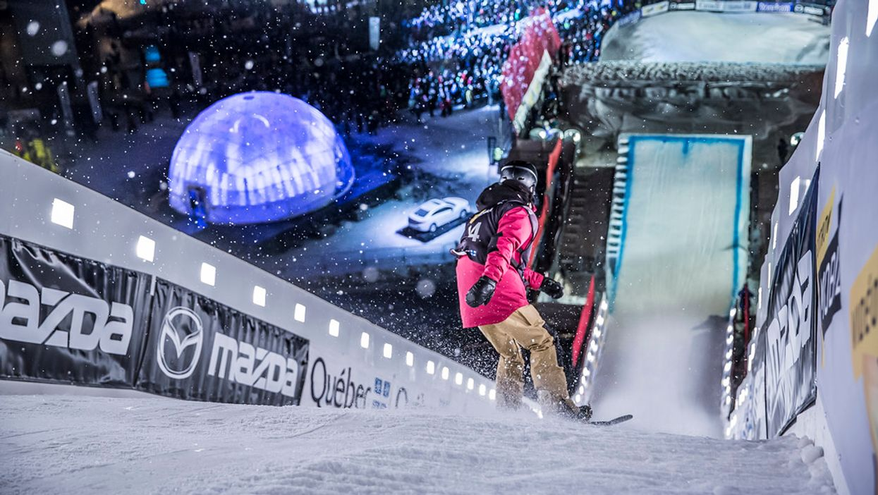 Quebec's 2015 Snowboard Festival That's Definitely Worth The Road Trip