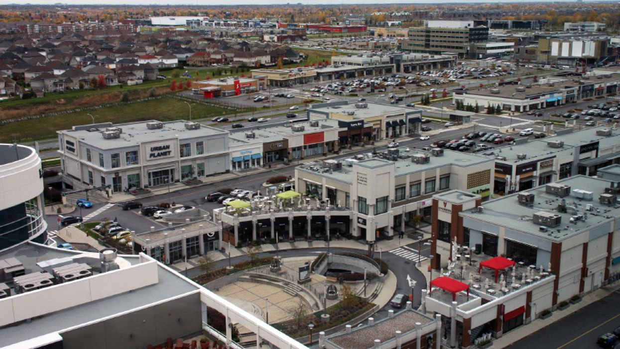 The New Mega Mall Montreal Doesn't Need
