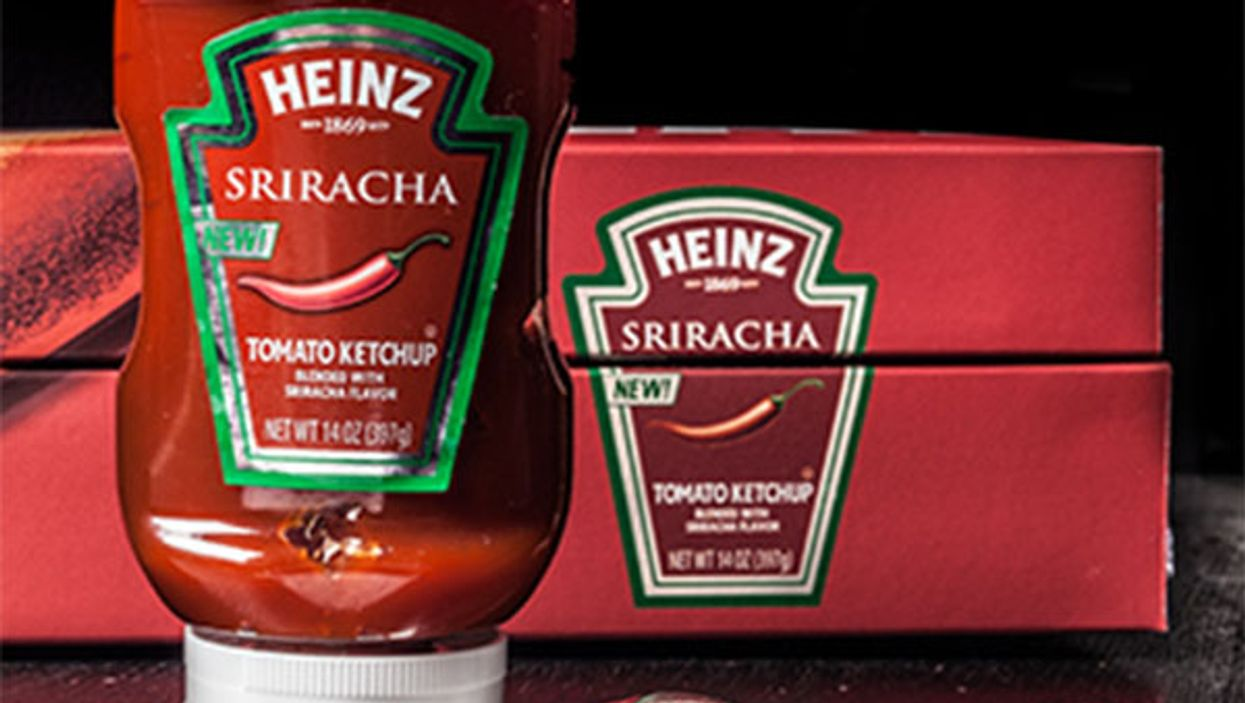 Sriracha Ketchup Is Now A Thing You Can Buy