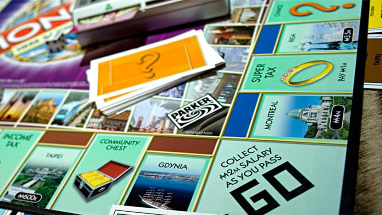 """Vote For Montreal To Be Featured On """"Monopoly"""""""
