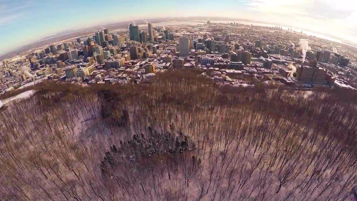 Montreal Like You Have Never Seen It Before During The Winter