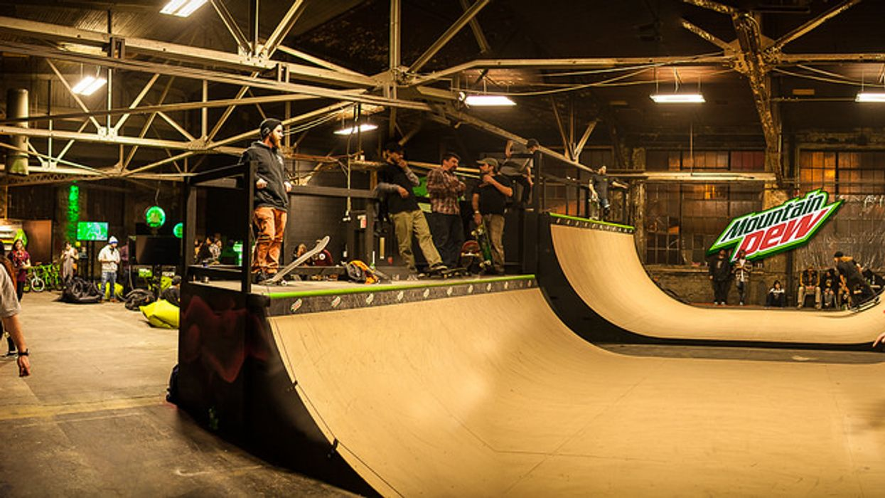 Montreal Now Has A Completely Free Indoor Skate Park