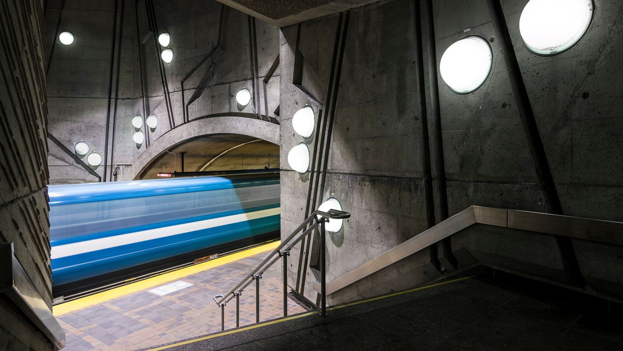 Montreal Metro Stations Like You've Never Seen Them Before