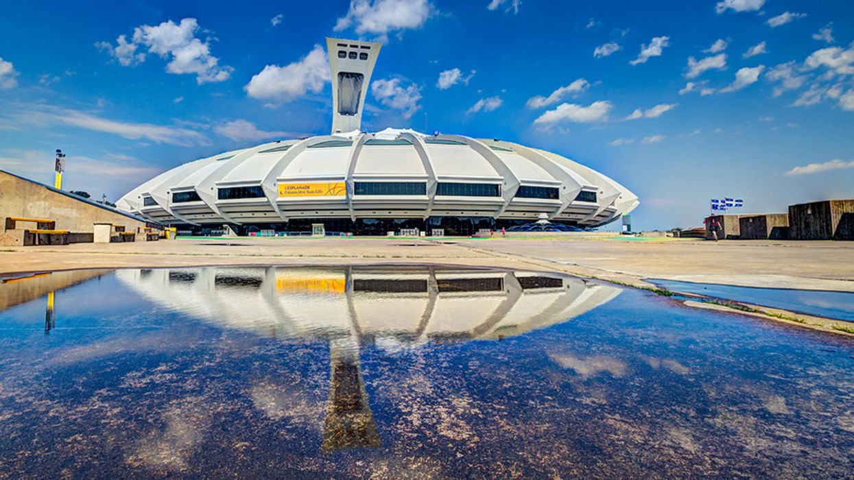 The Olympic Stadium Will Have A Whole New Look By 2017