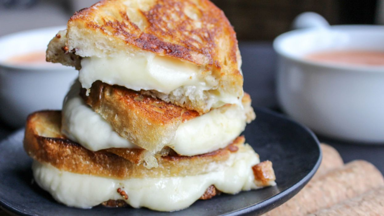 Montreal's All-You-Can-Eat Grilled Cheese Competition Is Today