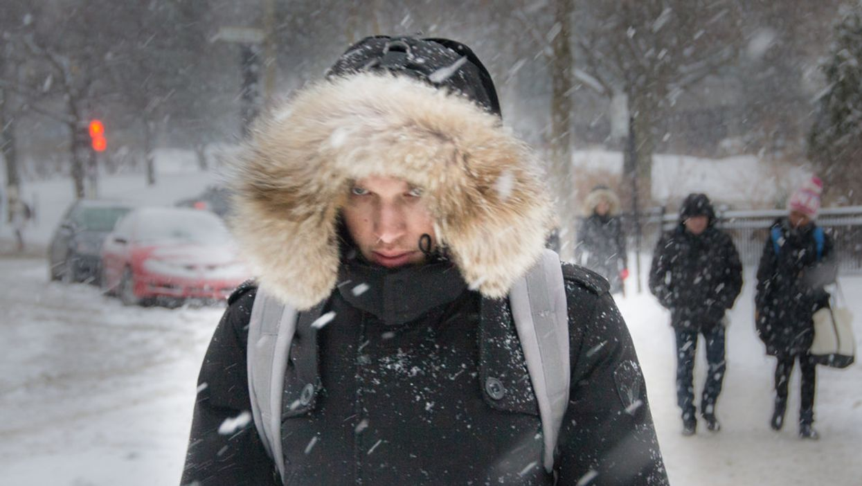 Montreal Is So Cold Your Skin Can Freeze Within 30 Minutes