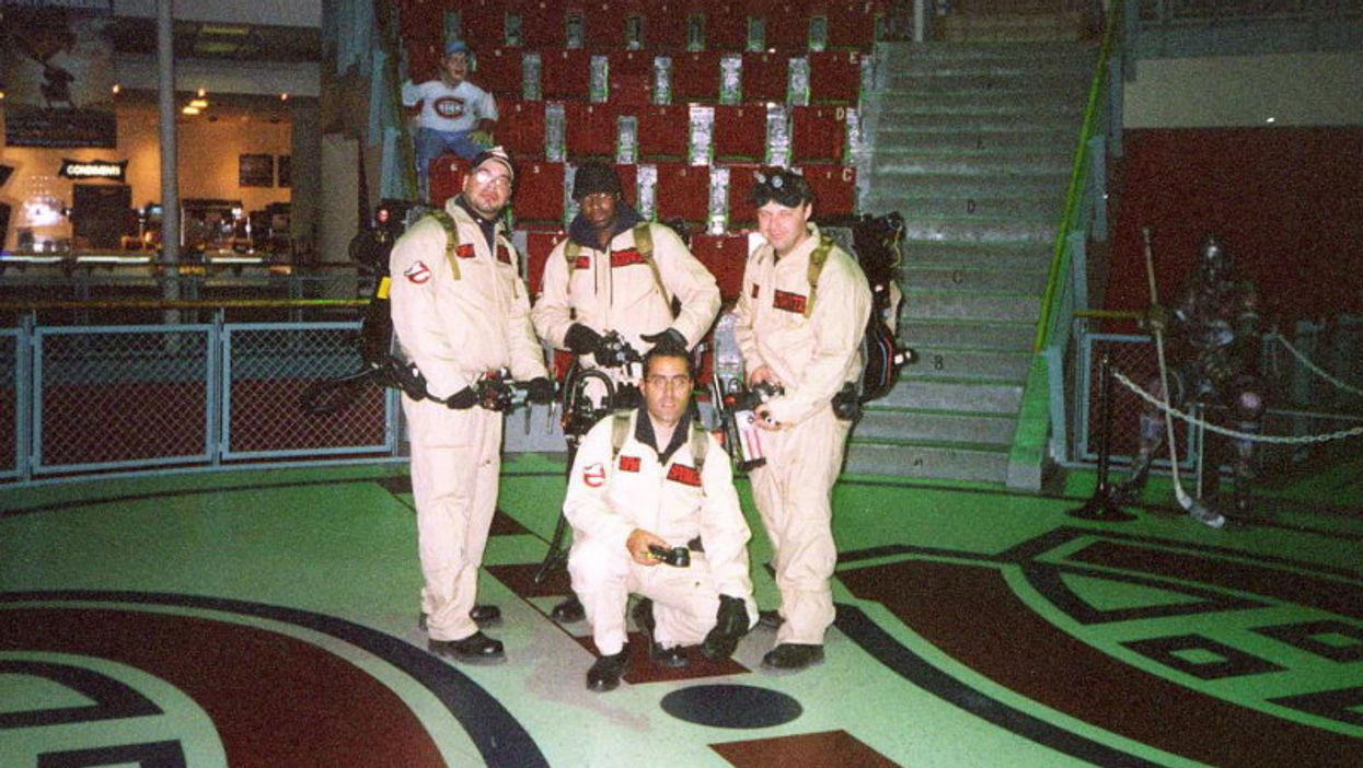 This Is Not A Joke: Montreal Has Its Own Team Of Ghostbusters