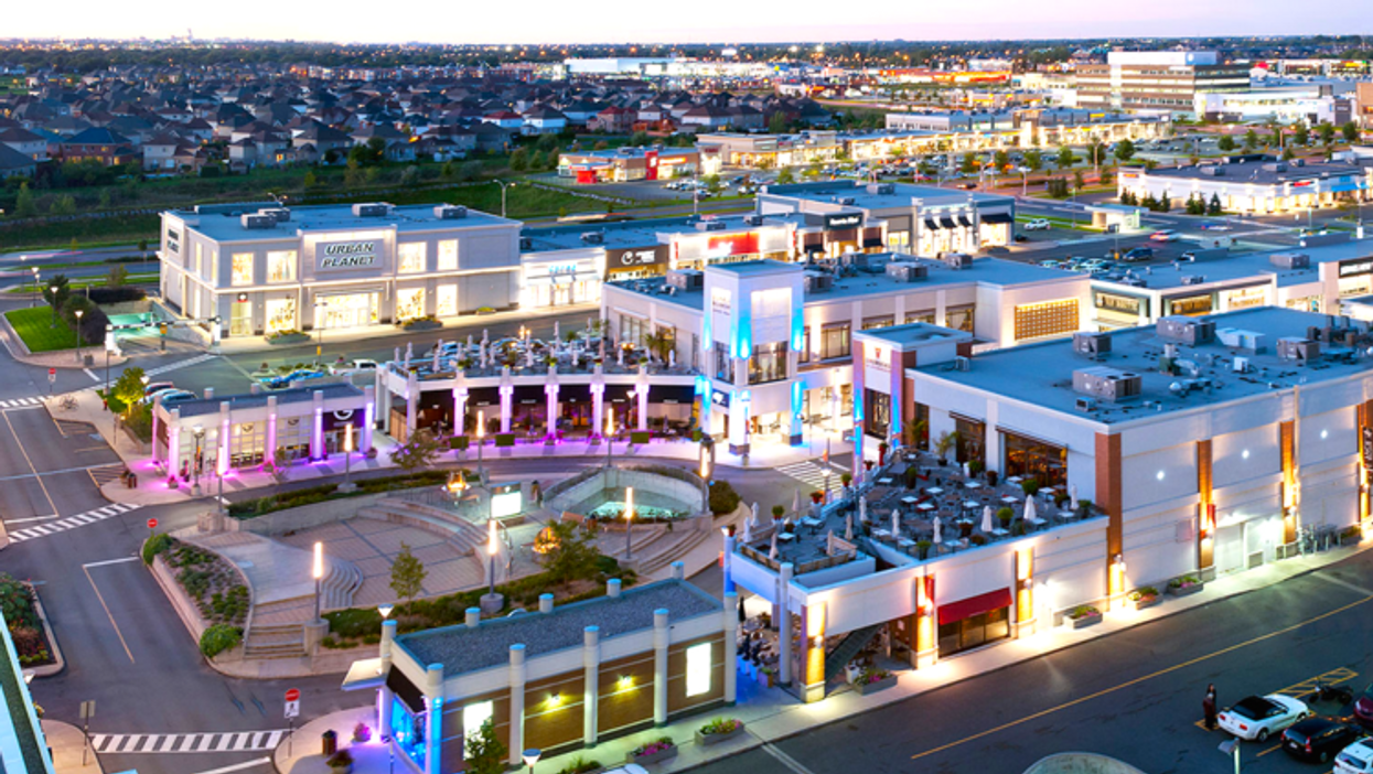 Montreal Is Getting A Giant 3 Million Square Foot Mega Mall