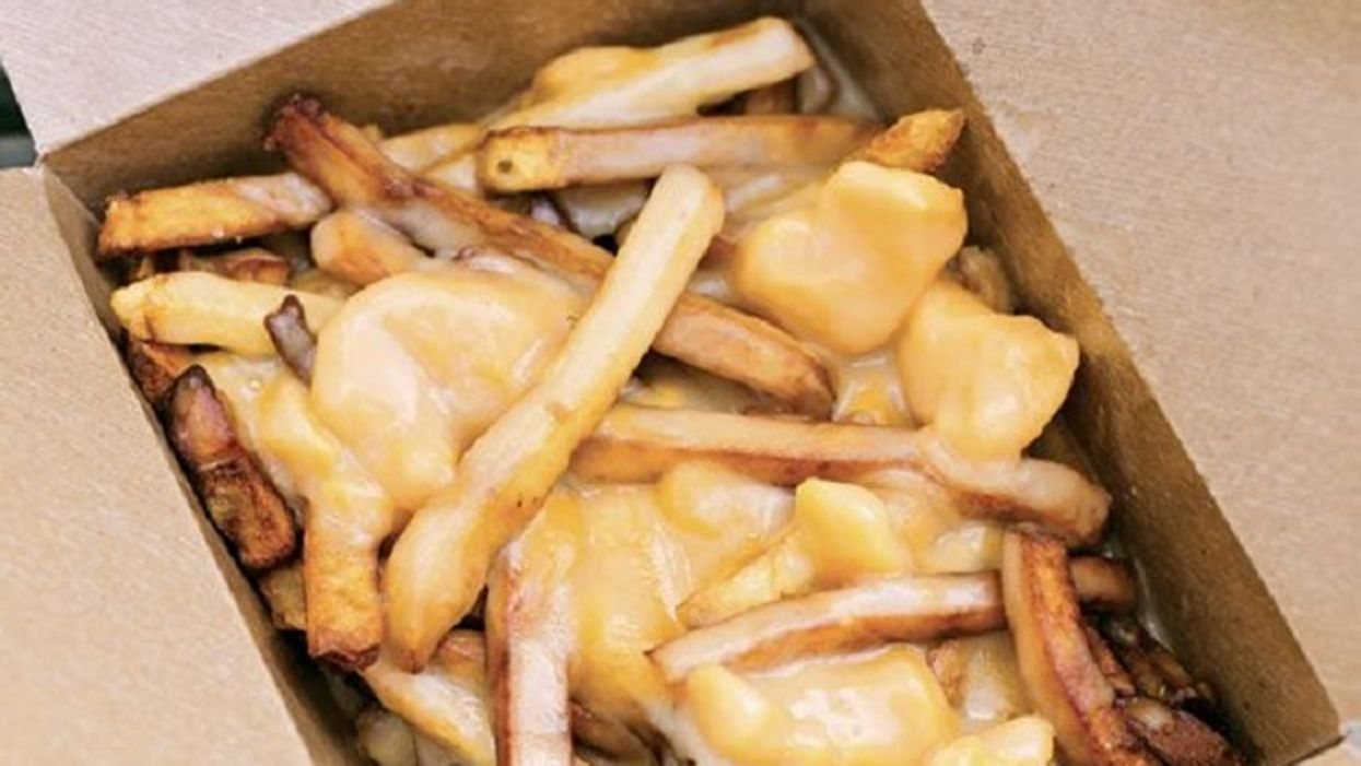 You Can Get A Poutine Delivered Right To Your Door  For Free This Week In Montreal