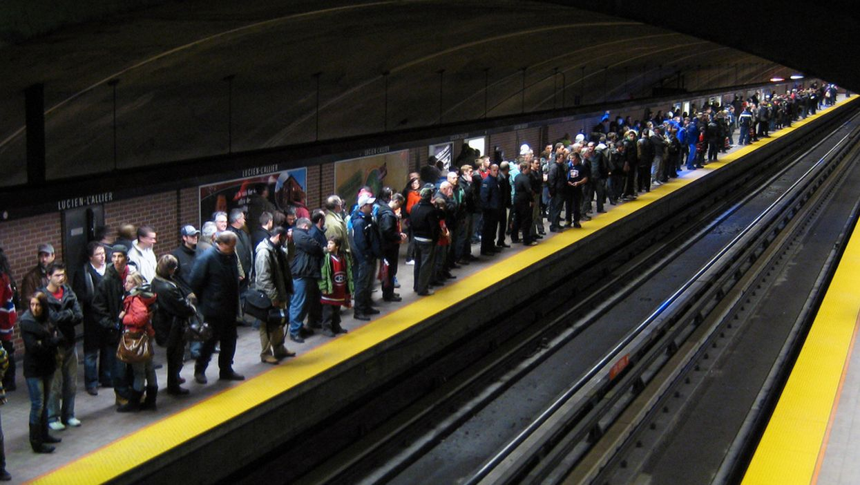 The STM Is Finally Doing Something About The Never-Ending Lines
