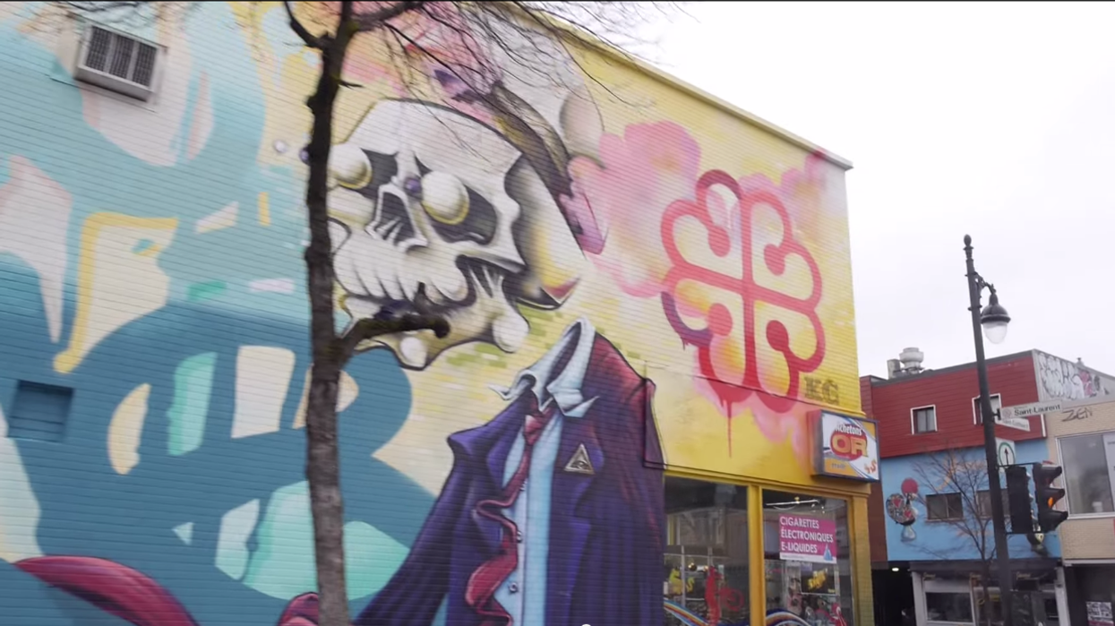 This 2-Minute Video Literally IS Montreal