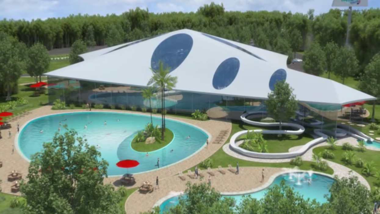 Montrealers Will Have A $40 Million Indoor Water Park To Look Forward To In 2015