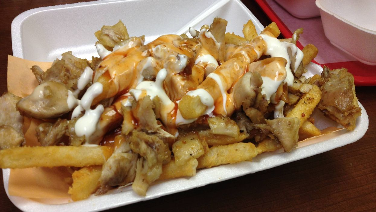 """The """"Creation Poutine"""" Is The One Dish Montreal Needs So Fvcking Badly"""