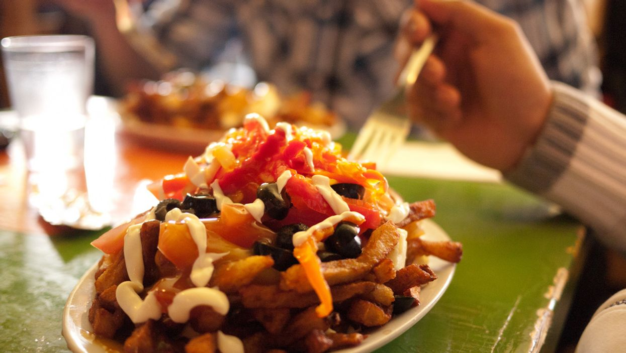 """Your Favourite Poutine Spot Has Been Named """"Best Late Night Poutine"""""""