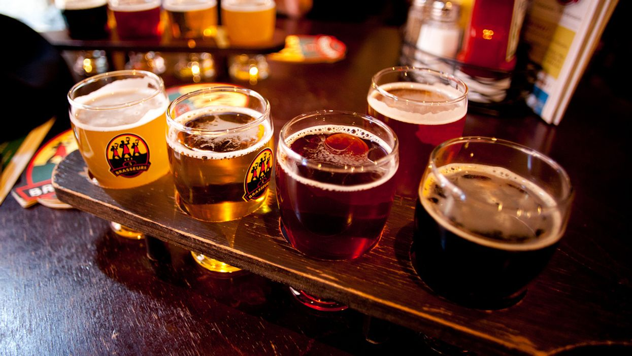 Montreal Is Hosting A Beer Tasting Challenge All Over The City