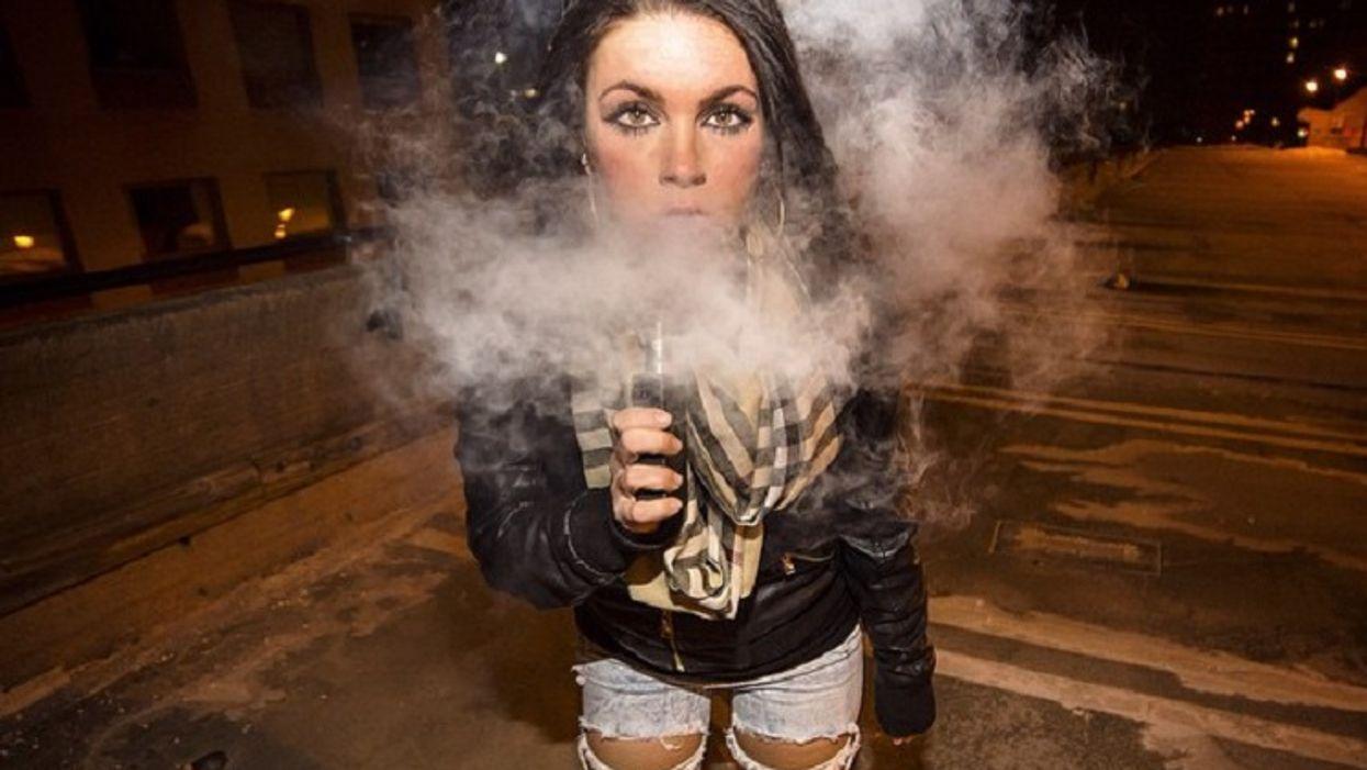 Montreal Borough Bans All E-Cigarettes