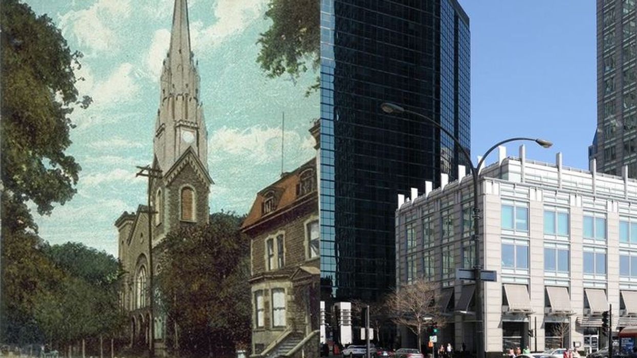 20 Montreal Before And After Photos That Will Instantly Make You Nostalgic