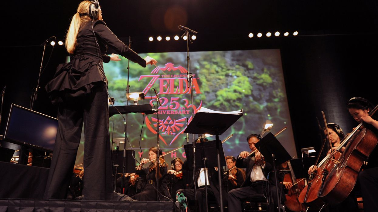"""Montreal's """"Super Nintendo Orchestra Concert"""" Is Tonight"""