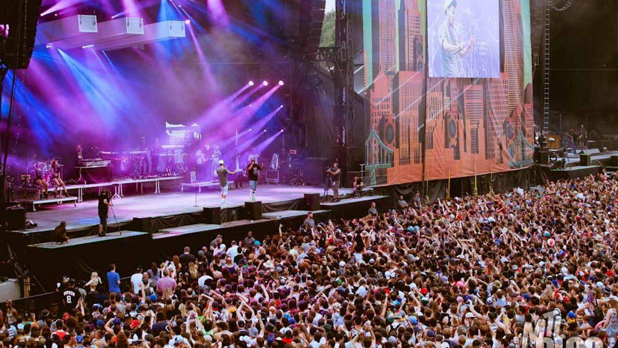 Montreal's Parc Jean-Drapeau Ranked #1 Outdoor Concert Venue In Canada