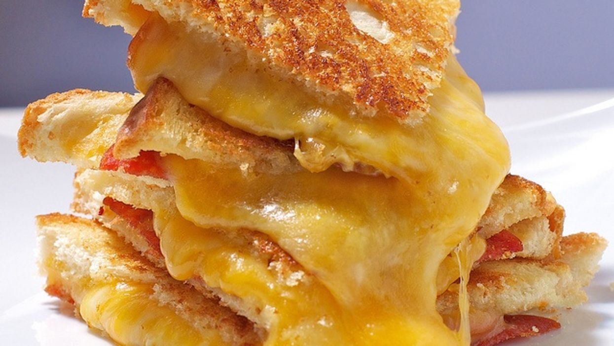 Montreal Is Hosting An All-You-Can-Eat Grilled Cheese Contest Next Week