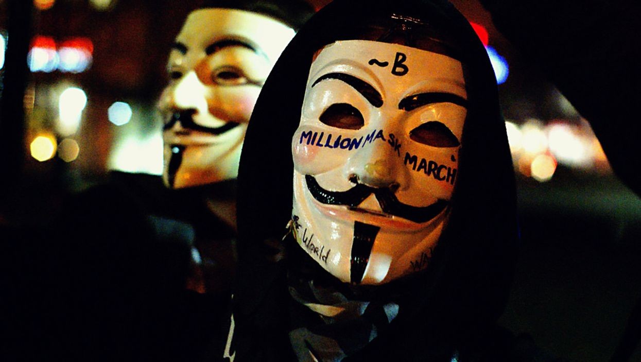 The City Of Montreal & SPVM Are Now At War With Anonymous