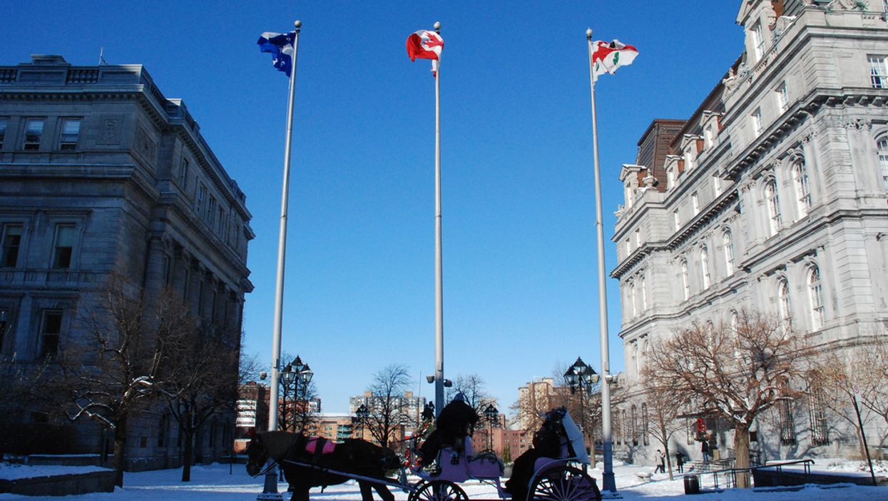 """The """"Montreal Flag Infographic"""" Will Finally Explain What The Hell Those Symbols Mean"""
