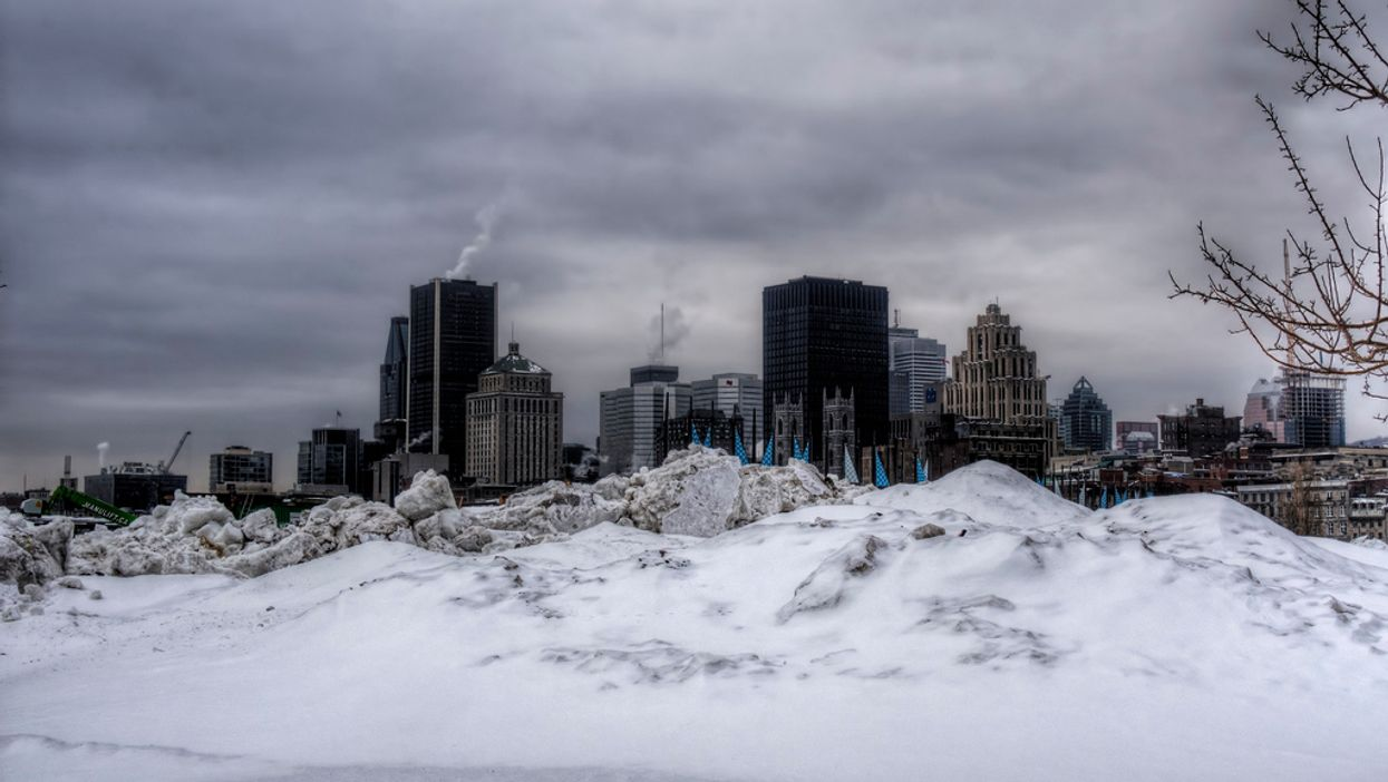 Extreme Cold Weather Warning Is Now In Effect For All Of Montreal