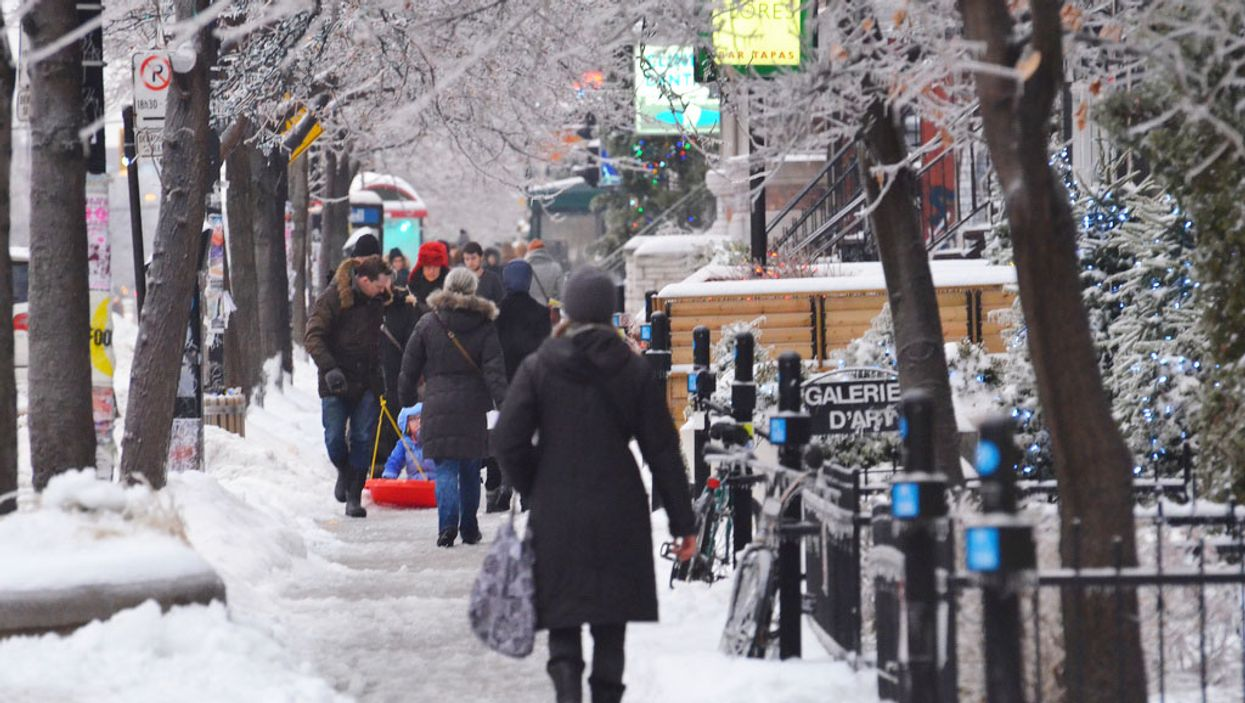 13 Things You Will 100% Learn From Living Through Winter In Montreal
