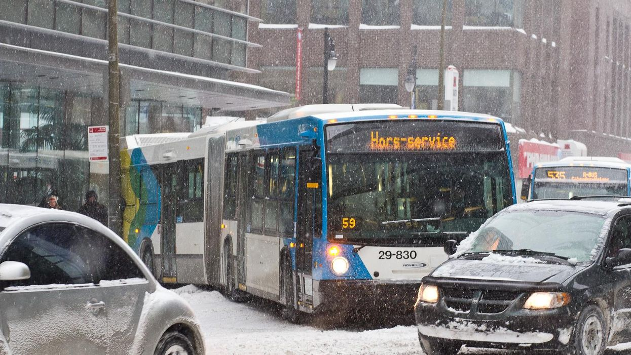 7 Reasons Why Montreal Public Transit In The Winter Is The Worst