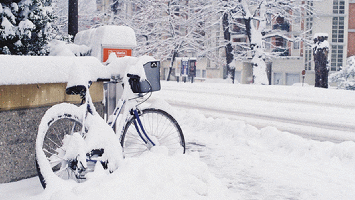 Montreal Winter Cyclists Will Have Safer Bike Lanes In 2015