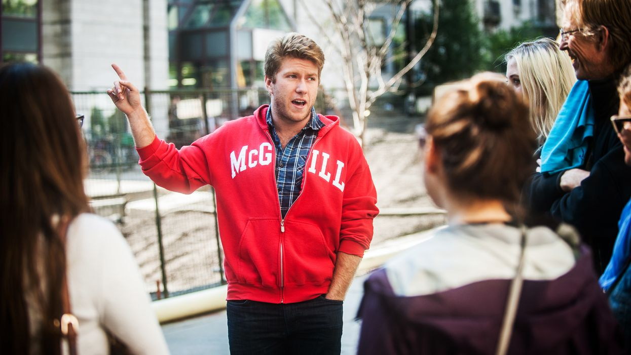 12 Struggles Only Montreal McGill Students Will Understand