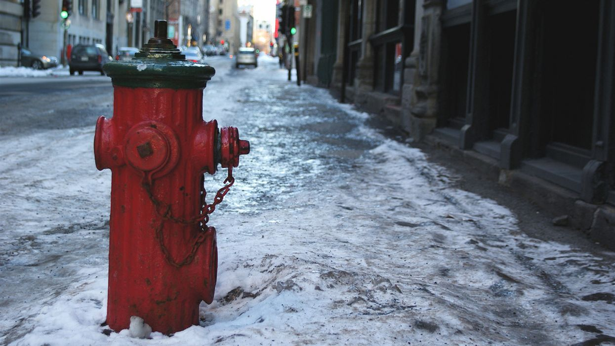 Montreal's Sidewalks Will Not Be As Slippery Starting Today