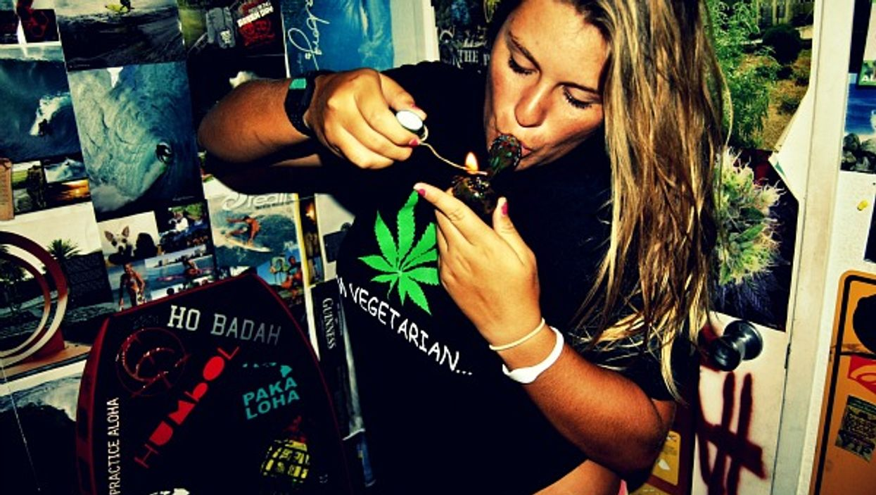 The Liberal Party Wants You To Sign This Petition And Legalize Marijuana