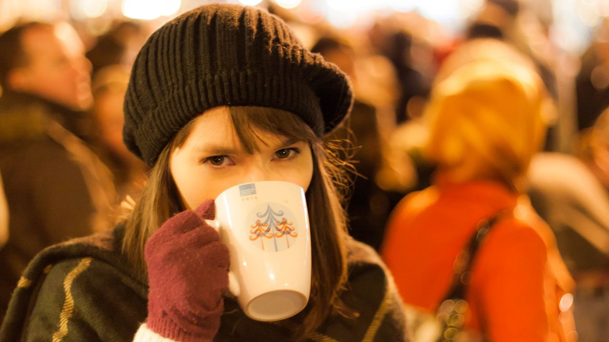 Drink Chocolate And Make Montrealers More Healthy This Weekend