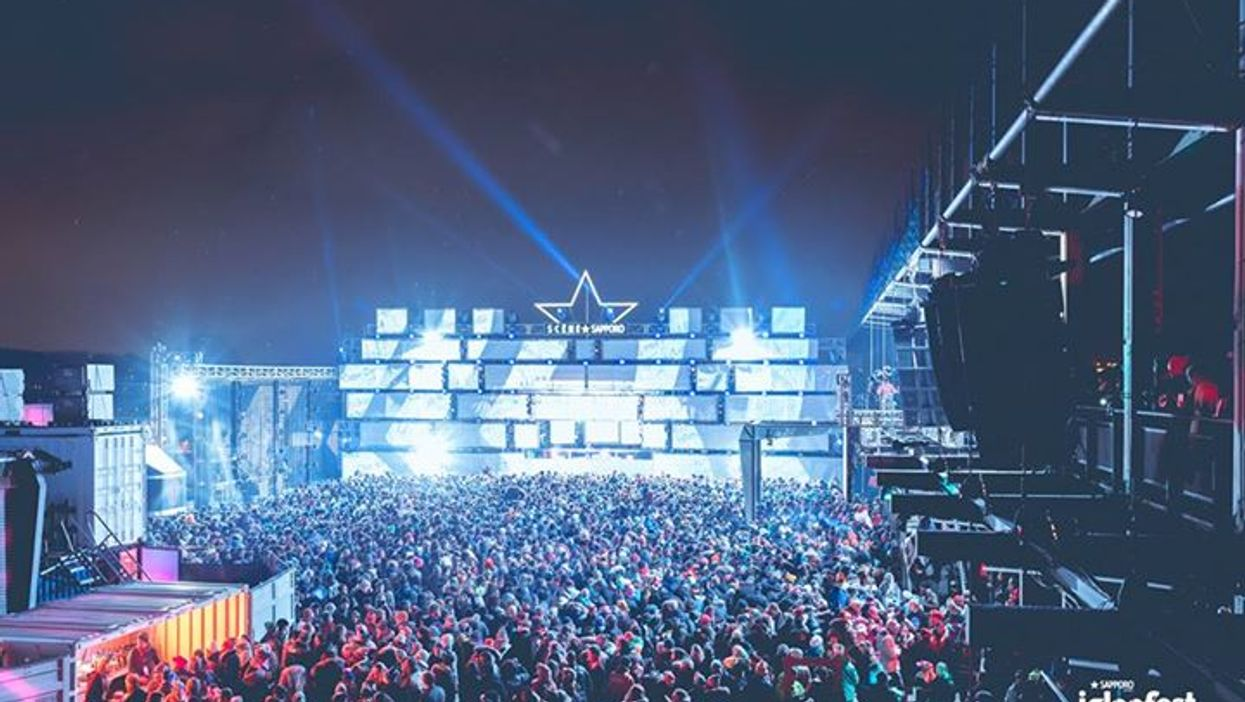 How To Get A Free Cab Ride & VIP Passes To Igloofest 2015