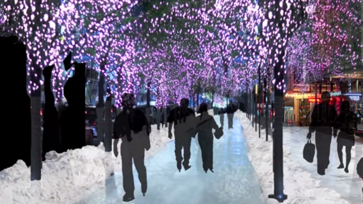 This Is The Answer To Montreal's Traffic Problems