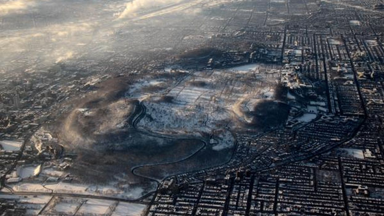 This Is The Most Breathtaking Photo Taken Of Montreal Ever, Yes... Ever!